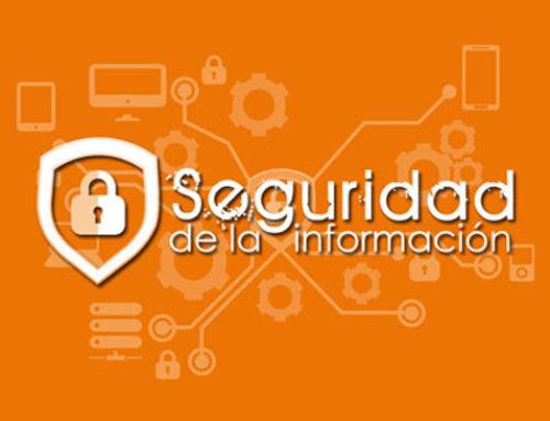 Curso sobre Seguridad de la Información desde LAAM