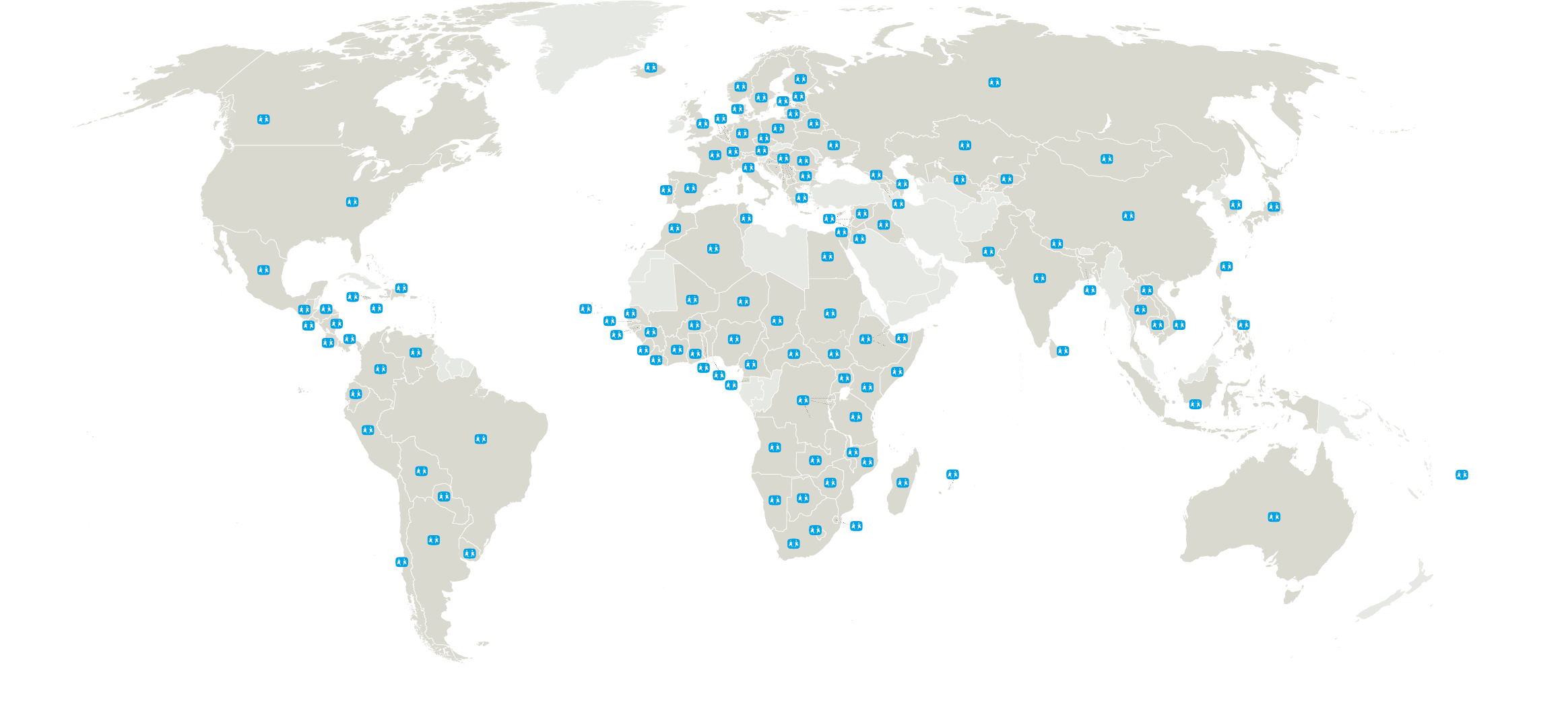 Mapa AISOS